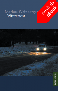 Markus Weinberger, Wintertest, Cover